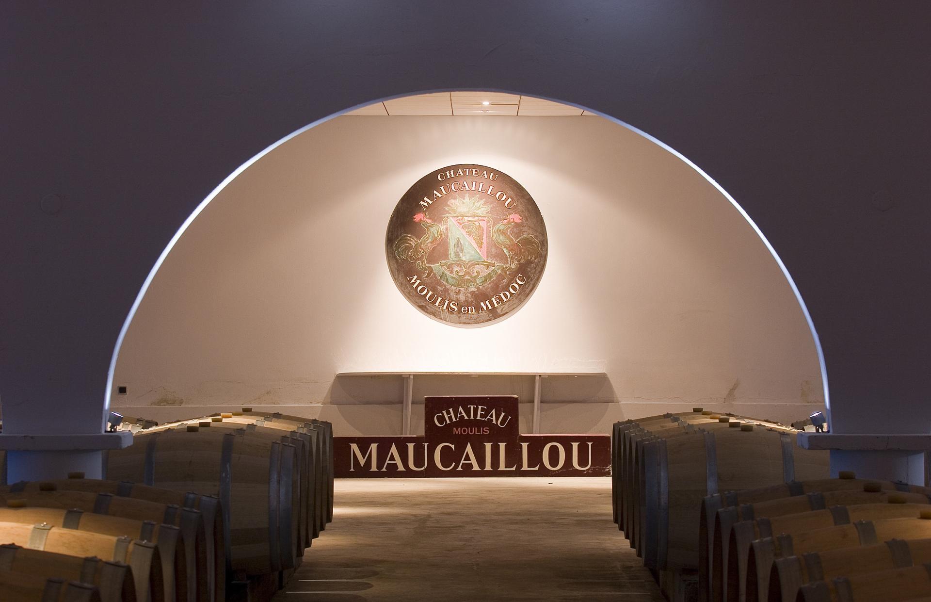 chteau maucaillou 2006 - Chateau Maucaillou Mariage