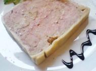 Marbré de ris de veau, foie gras et Château Giscours 2005, Margaux Cru Classé